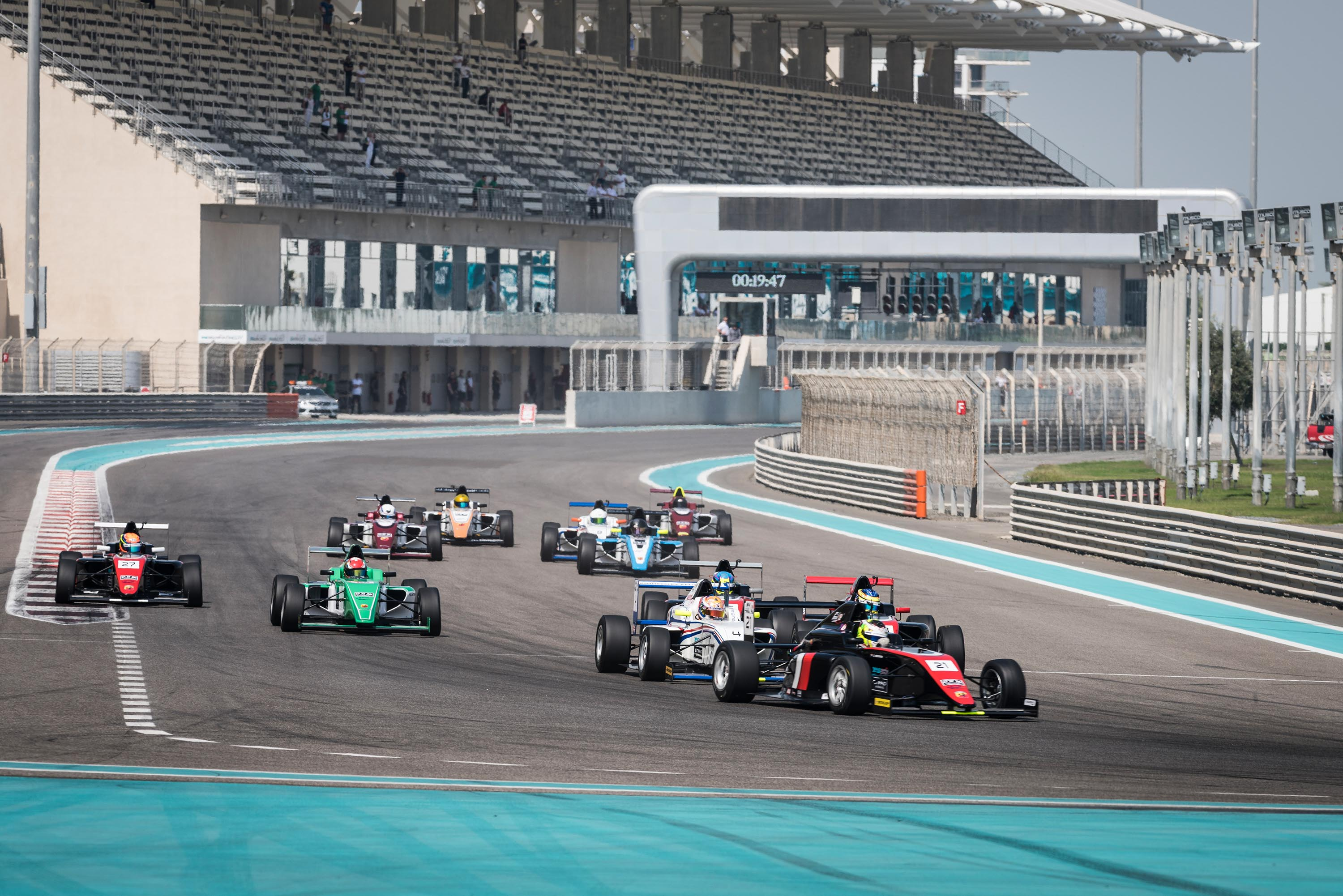 F4UAE CHAMPIONSHIP CALENDAR ANNOUNCED FOR 2017/18