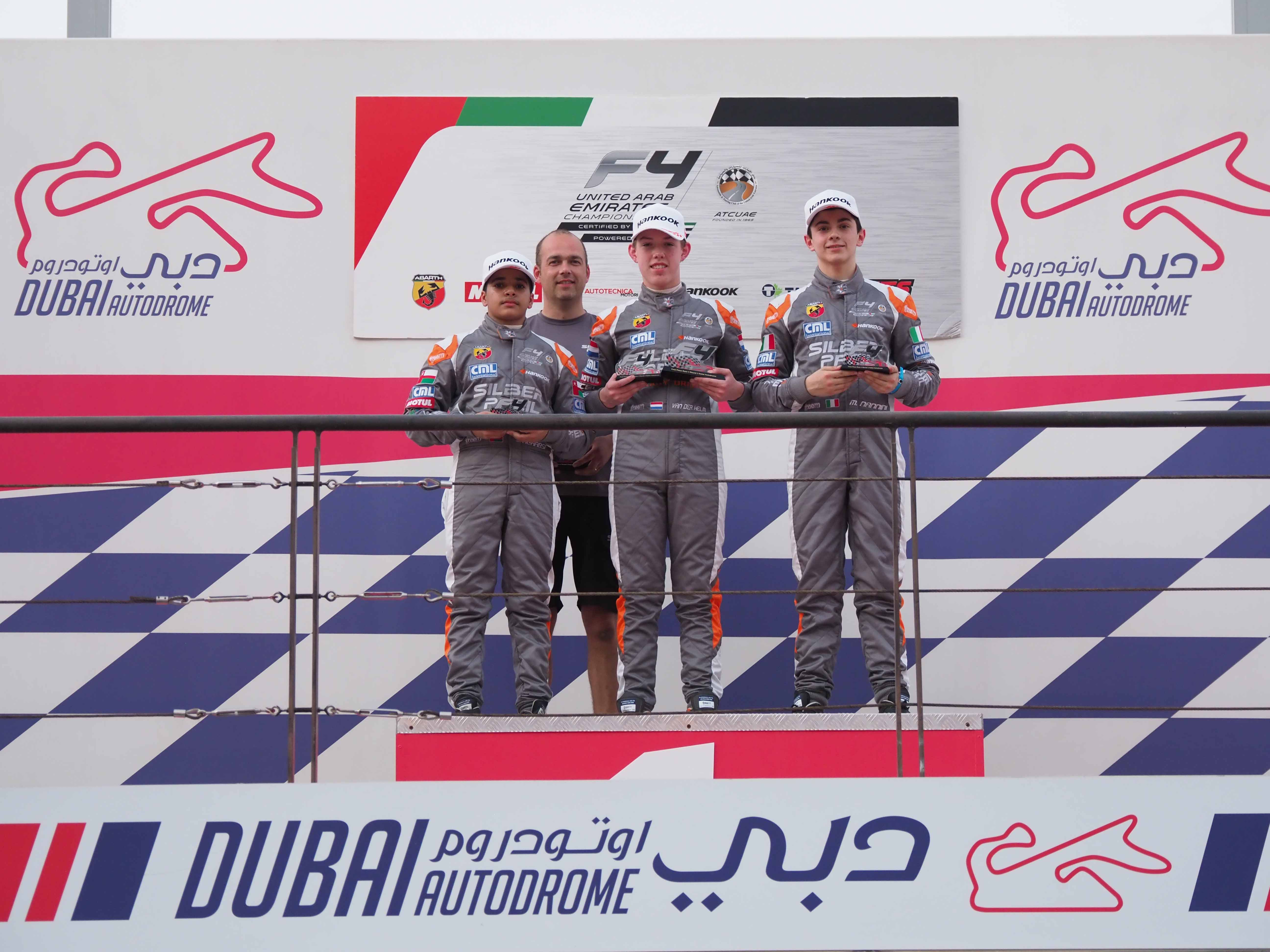 NEW FIRST-TIME F4UAE WINNER EMERGES IN DUBAI AS CHAMPIONSHIP FIGHT STRENGTHENS