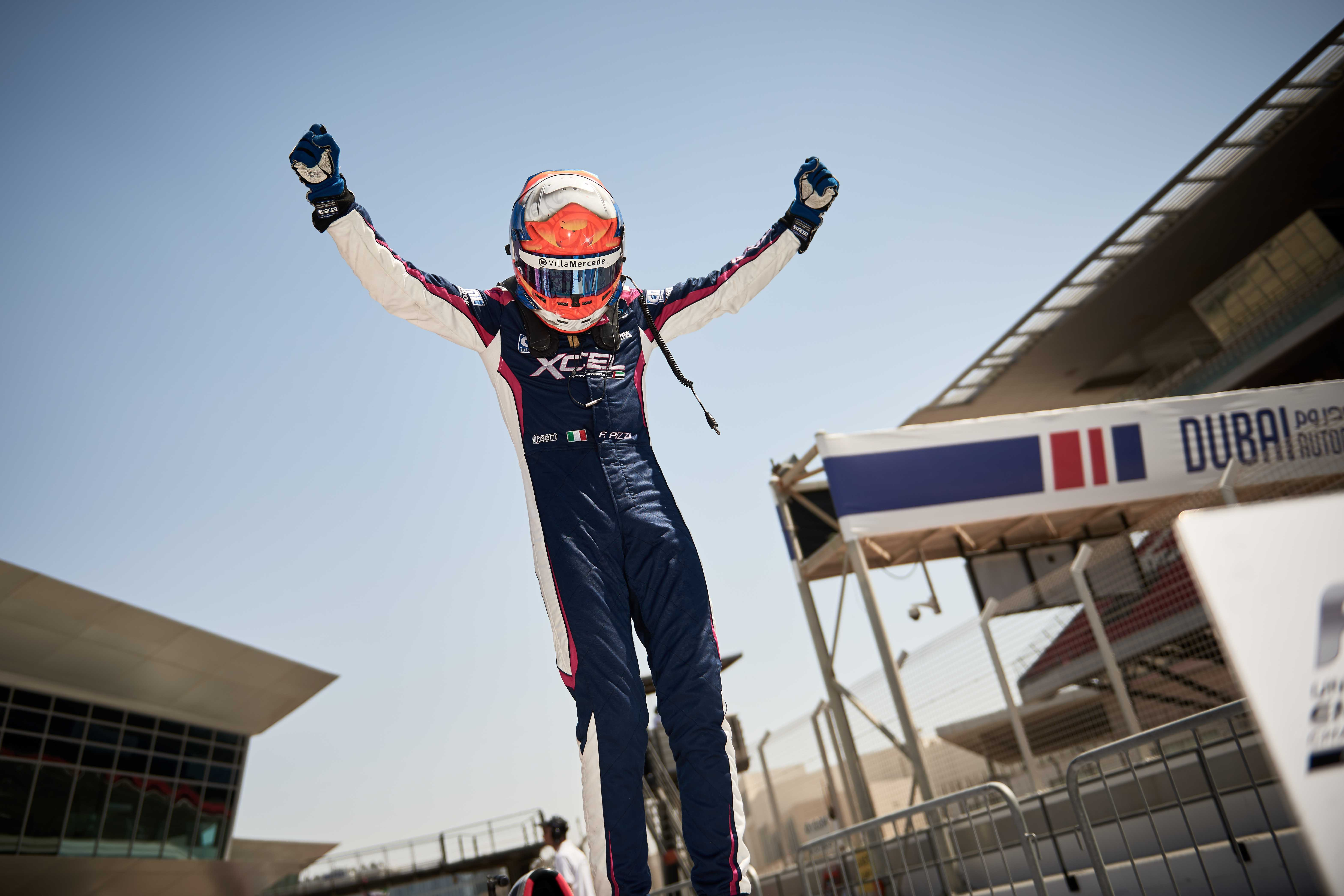 F4UAE2020 Round5 2020 Champion Francesco Pizzi