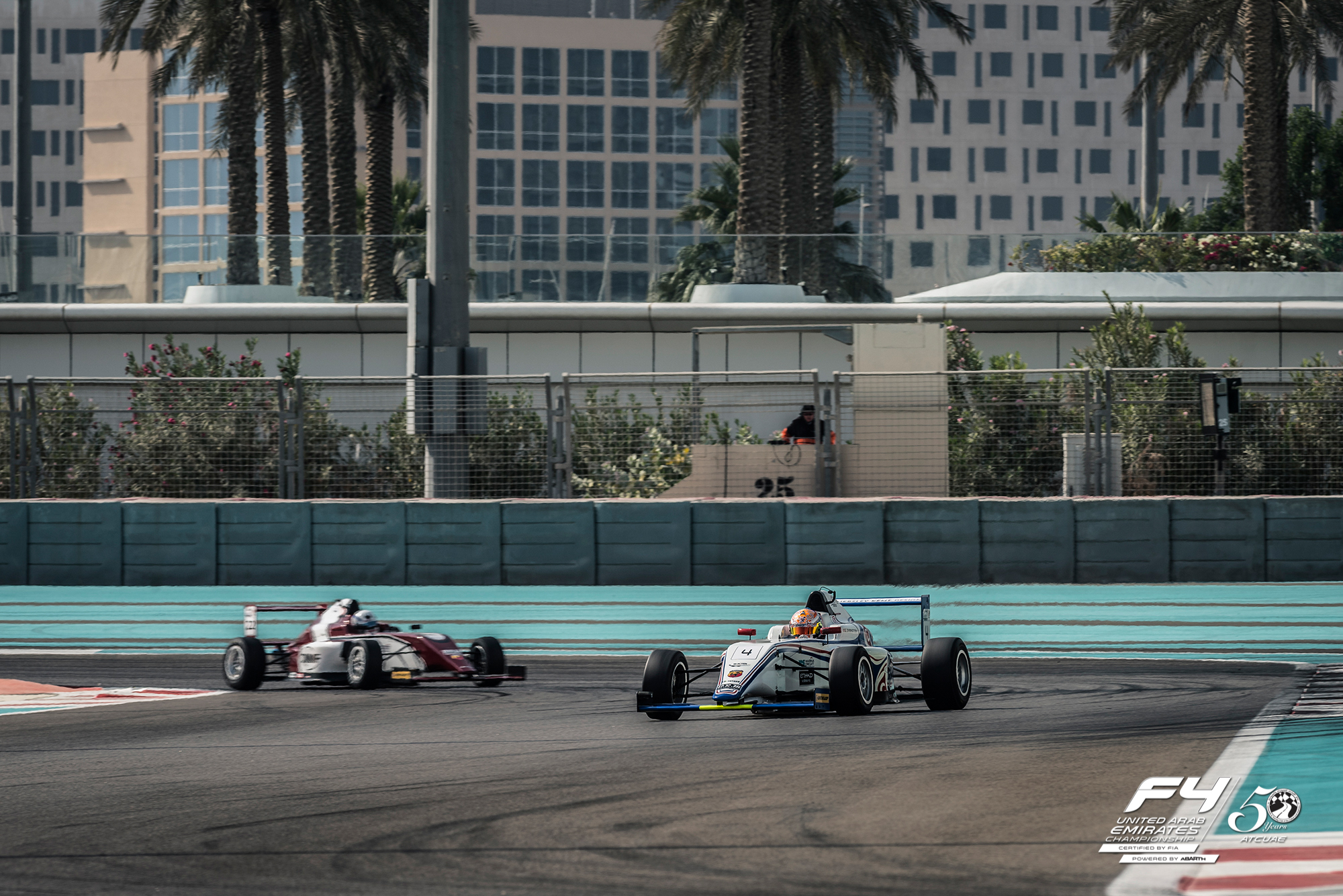 2016 16 12   F4 Second Round   Abu Dhabi 1 1