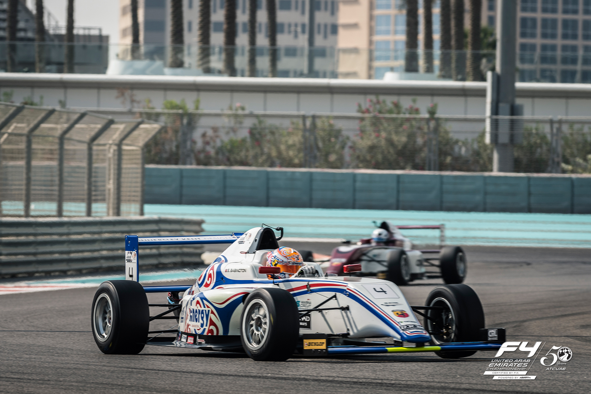 2016 16 12   F4 Second Round   Abu Dhabi 3 1