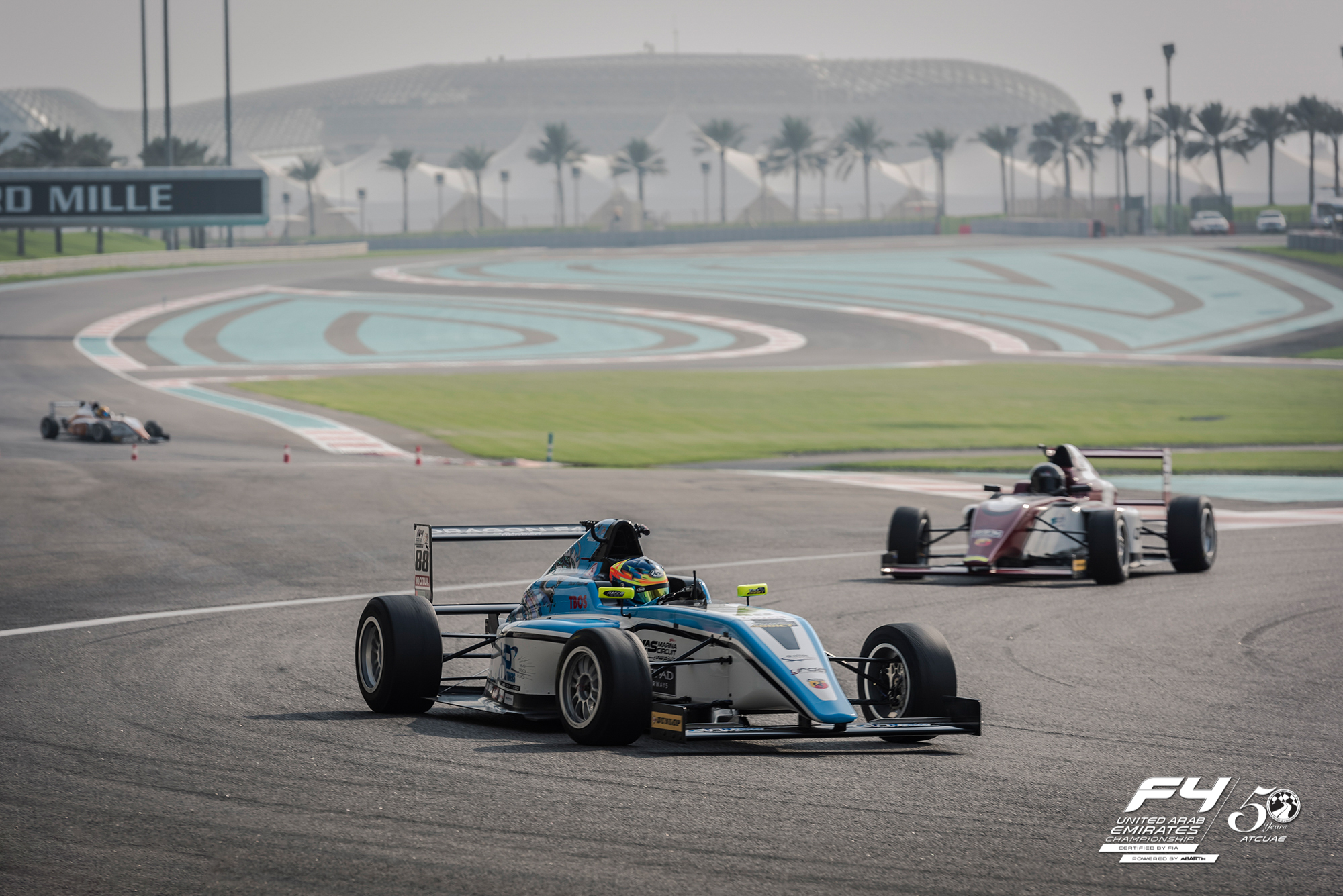 2016 16 12   F4 Second Round   Abu Dhabi 6 1