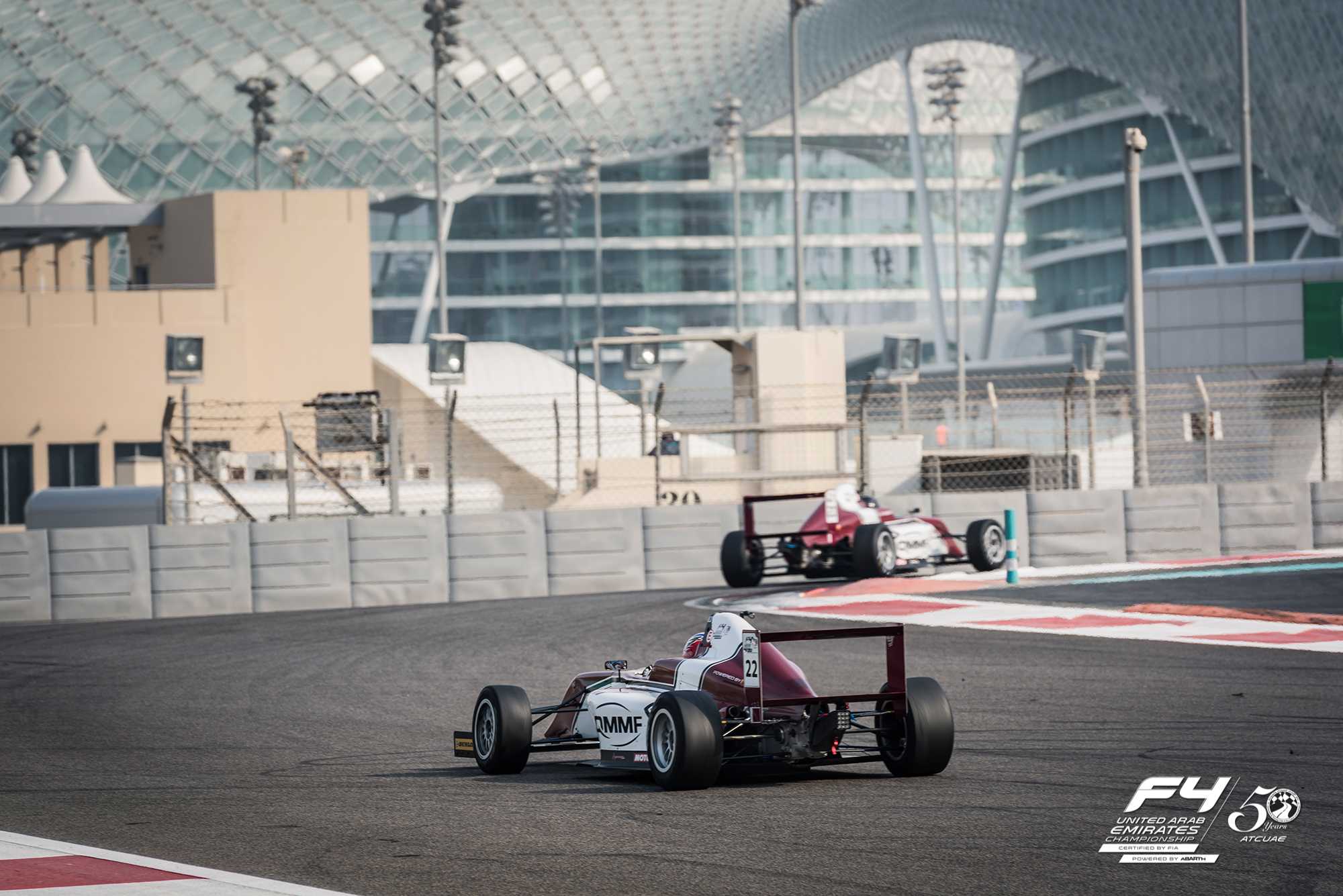 2016 16 12   F4 Second Round   Abu Dhabi 8 1