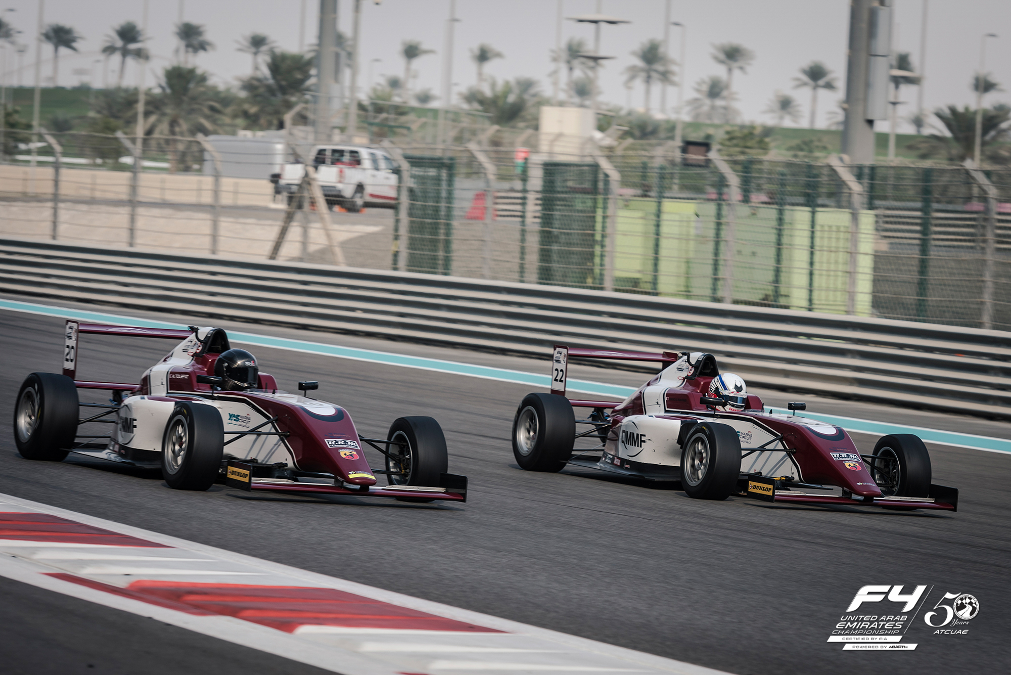 2016 16 12   F4 Second Round   Abu Dhabi 9 1