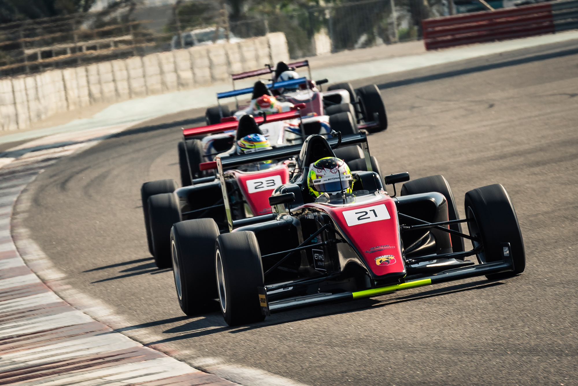2016 10 30 Racing First Round F4 Abu Dhabi 32 of 38