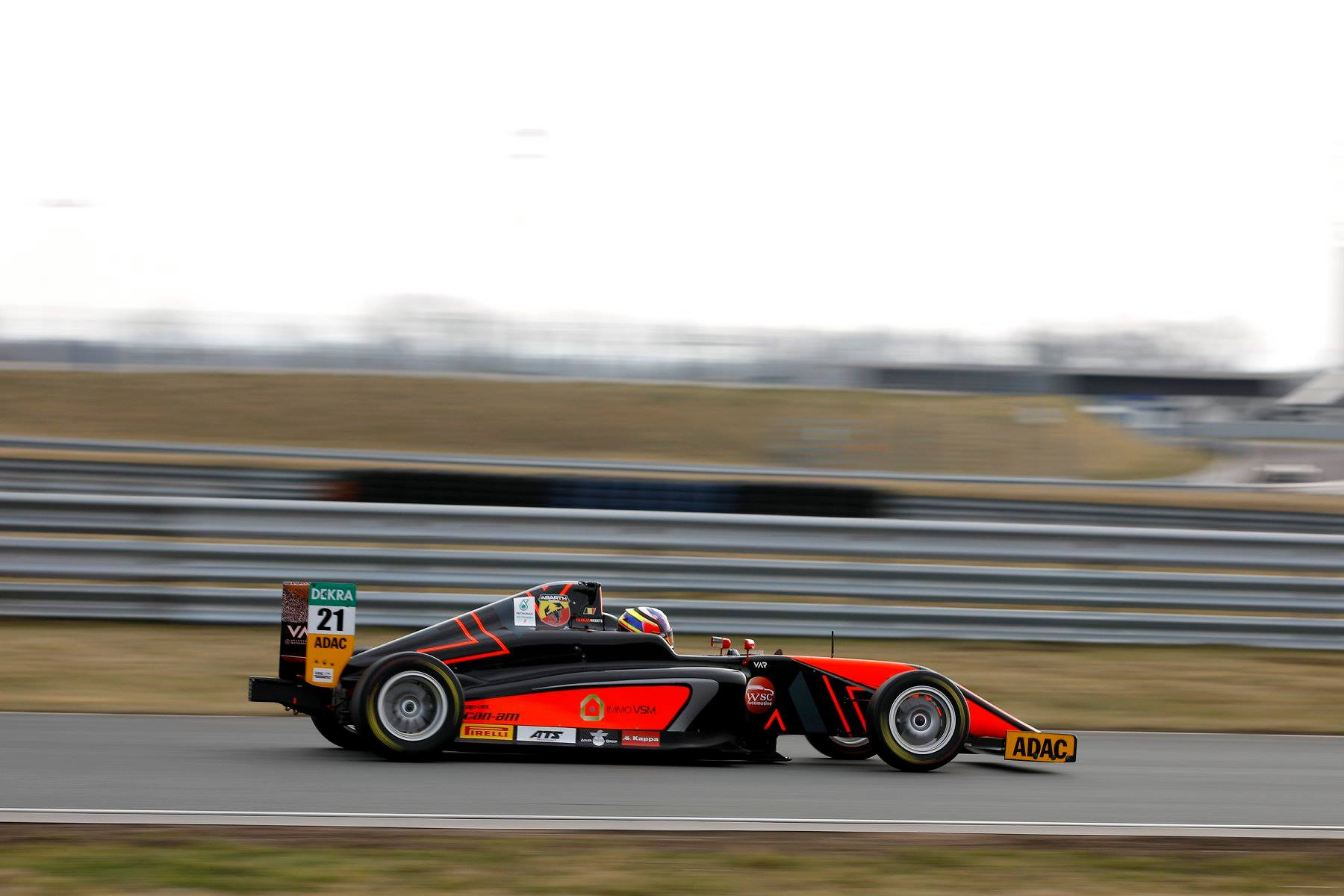 F4UAE GRADUATES BEGIN ADAC FORMEL 4 CHAMPIONSHIP SEASON IN GERMANY
