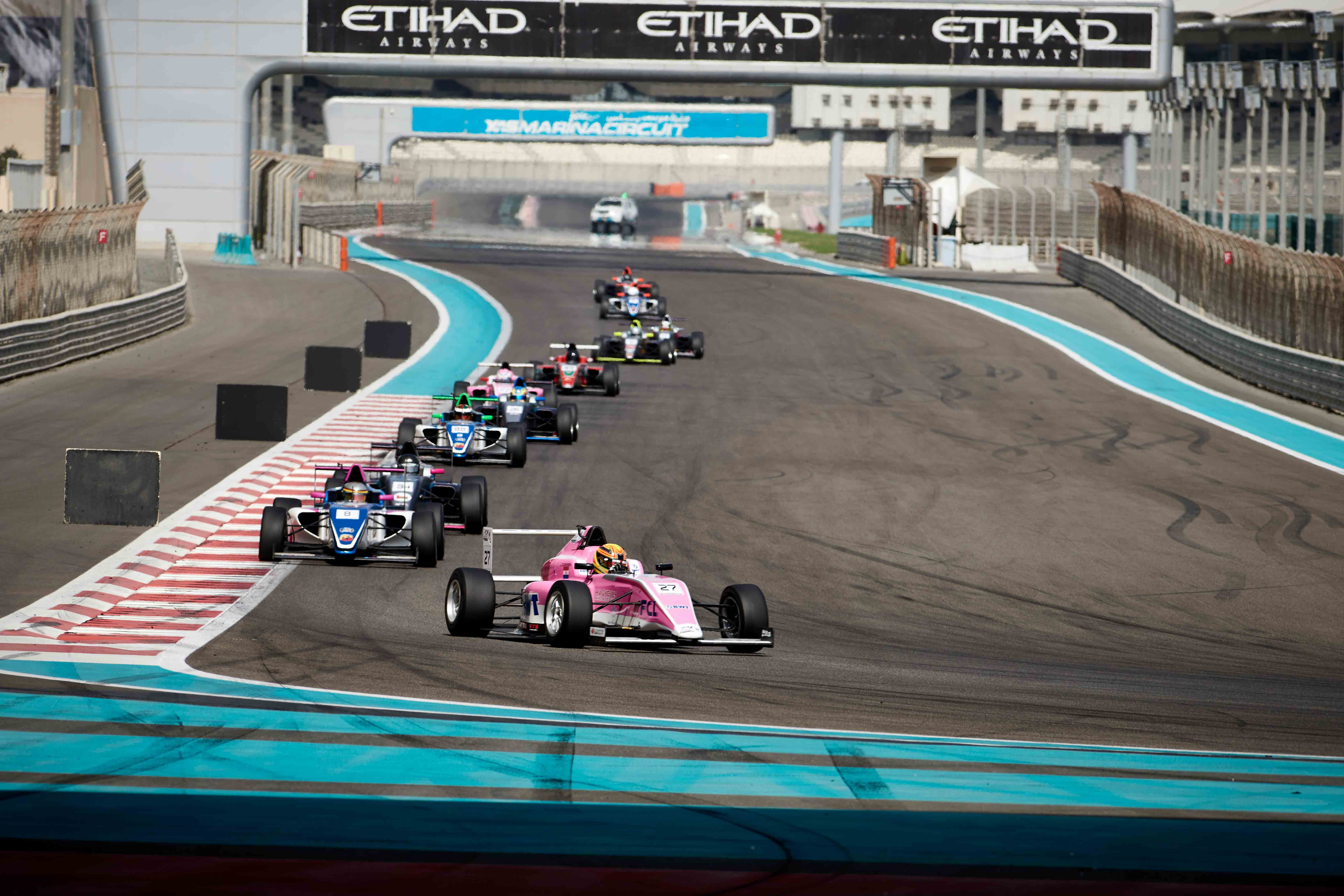 F4UAE SET TO MAKE HISTORY AS FOUR WOMEN CONTEST F1 SUPPORT ROUND