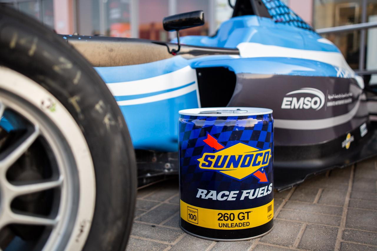 SUNOCO RACE FUELS TO BECOME THE OFFICIAL FUEL SUPPLIER TO THE F4UAE CHAMPIONSHIP