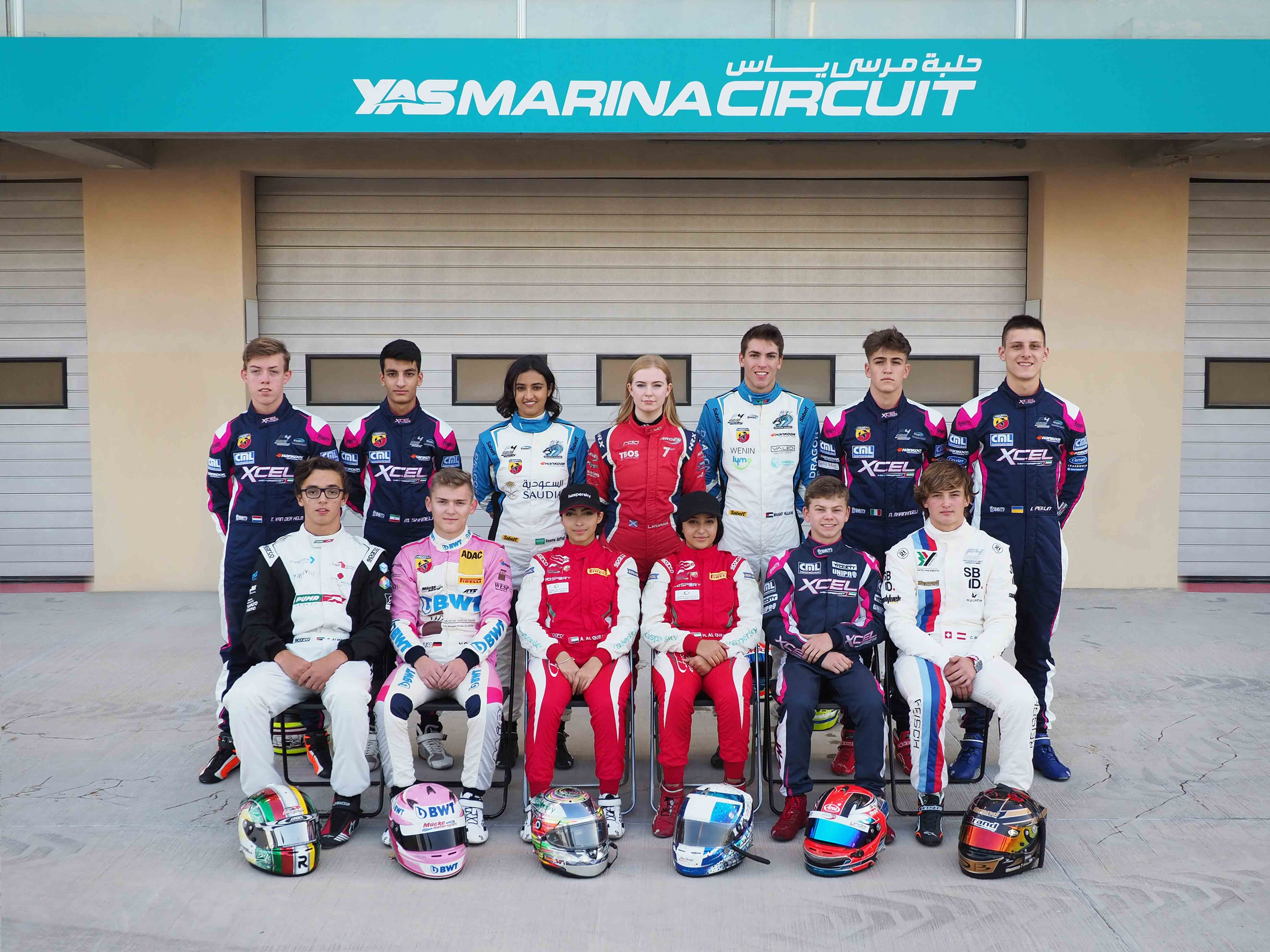 F4UAE Trophy Round Class Photo