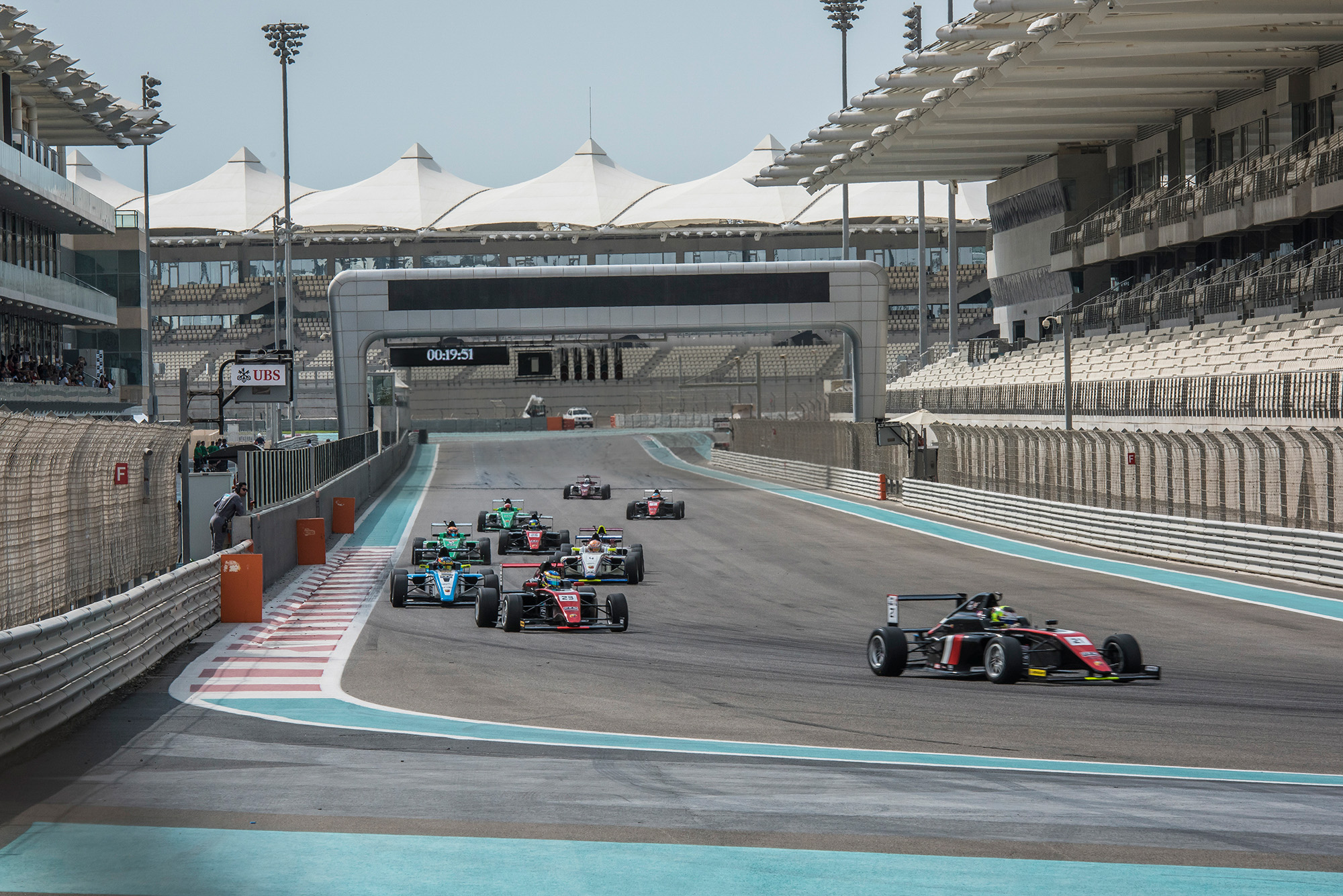 THREE NEW DRIVERS JOIN F4UAE GRID FOR CHAMPIONSHIP GRAND FINALE IN ABU DHABI