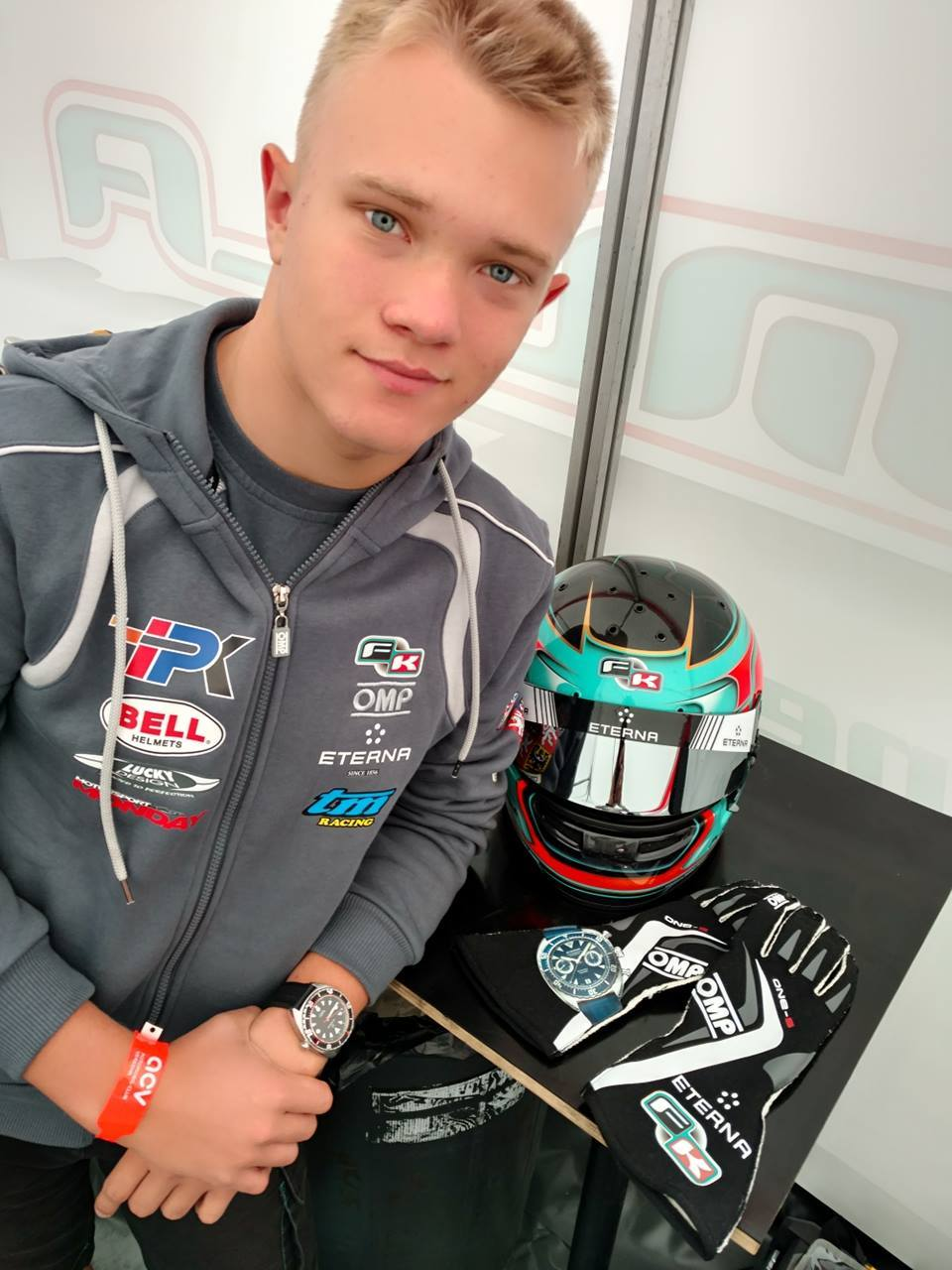 [TEAM NEWS] PETR PTACEK CONFIRMS F4 DEBUT IN ABU DHABI
